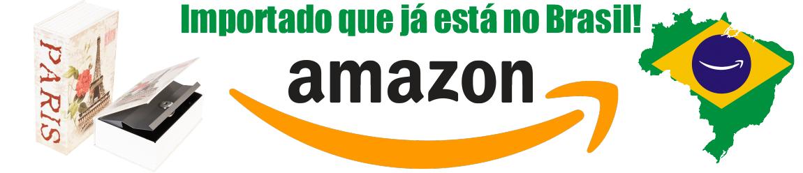Amazon - Livro Cofre